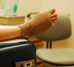 Dr. Allen Maryott Rocky Hill - Sprained Foot